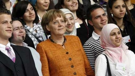 merkel integrationsgipfel